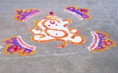 TELUGUWEBWORLD: SANKRANTHI FESTIVAL MUGGULU 2013