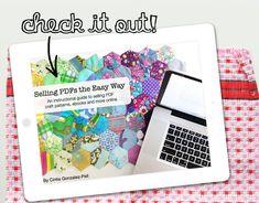 view PDF ebook on iPad  Selling digital products