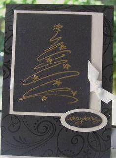 Elegant Solemn Stillness by katipie - Cards and Paper Crafts at Splitcoaststampers