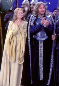 Éowyn (coronation) - Lord of the Rings: The Return of the King