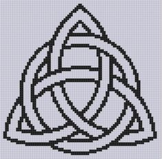 Celtic Pattern 3 Cross Stitch Pattern
