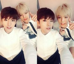 The two members of MONSTA X Kihyun and Minhyuk will be holding a special event for the fans in November! As a means of celebration for MONSTA X's Kihyun and Minhyuk whose birthdays are in the same month of November, both of them will be putting up an exihibit for Monbebes! The exhibit will featureMore