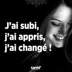 Pin on citation❤ Mindset Quotes, Life Quotes, Favorite Quotes, Best Quotes, Image Citation, French Quotes, Pep Talks, Bad Mood, Positive Attitude