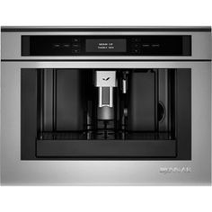 Jenn-Air 24 Inch Wide Built-In Automatic Coffee Machine with Whole Bea Stainless Steel Coffee Machines Coffee Machine Built-In newkitchengadgets Best Espresso, Espresso Maker, Espresso Coffee, Built In Coffee Maker, Drip Coffee Maker, Ottawa, Calgary, Vancouver, Machine A Cafe Expresso