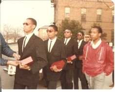 Spring 1983 Jetea Line in Hell- The Beta Chi of Kappa Alpha Psi Fraternity Incorporated.