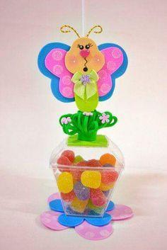 Centros de Mesa con Mariposa para Todo Tipo de Fiesta (15 Ideas)