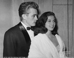 James Dean & Pier Angeli (1954) by classicmovieilike, via Flickr