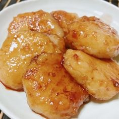 Japanese Sweets, Japanese Food, Home Recipes, Asian Recipes, Cooking Tips, Cooking Recipes, Chicken Wings, Main Dishes, Food And Drink