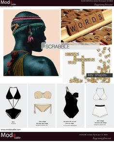 SS 2019 swimwear trends only at modacable.com!!! follow us for more!!