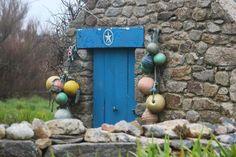 Île d'Ouessant - Détail d'une crèche. Finistère, Bretagne, France. (c) Marie Bambelle. Aucune utilisation sans mon accord préalable et sans mention.