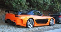 Here is my ultimate car...  I couldn't believe when they blew it up in Tokyo Drift!