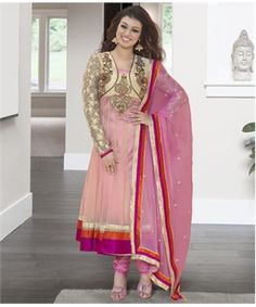 Faux Georgette Suit, Dupatta & Lining | is surely going in my Shopping Cart today. What about you?