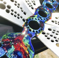 """Ol' Blue"" Dragonfly Garden Art"