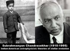 Subrahmanyam Chandrasekhar