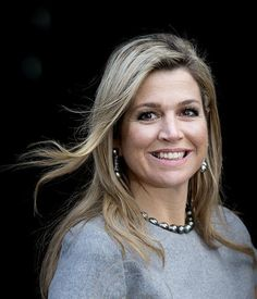 ♥•✿•QueenMaxima•✿•♥... December 2, 2015...The Dutch Royal Family at the Prince Claus awards 2015