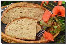 Suroviny na rozkvas spolu dobře promísíme a zakryté necháme v teple místnosti 10-12 hodin kvasit.K hotovému rozkvasu přidáme zbytek surovin a... Meatloaf, Bread Recipes, Food, Essen, Bakery Recipes, Meals, Yemek, Eten