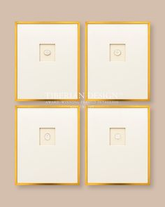 award winning framed intaglios single intaglio by tiberiandesign