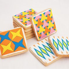 Geometric cookies 2