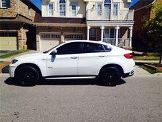 Bmw White, Used Bmw, Bmw X6, Twin Turbo, Bmw Cars, Ontario, Dream Cars, Mercedes Benz, Wheels