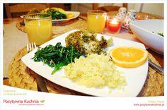 Leszcz z brokułami - #przepis na #obiad z #leszcz.em w roli głównej  http://pozytywnakuchnia.pl/leszcz-z-brokulami/  #brokuly #ryba #kuchnia