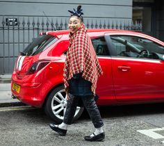 Streets of London | Poncho Prettiness