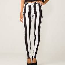 Image result for striped pants