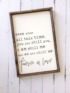 ❤❤even after all this time, you are still you, i am still me and we are still us forever in love❤❤