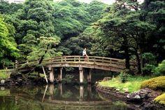 day 2: hama rikyu garden in tokyo