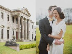 Irish Botanical Wedding Ideas