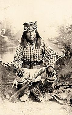 Honorable Warriors - True West Magazine Native American Print, American Spirit, American Indian Art, Native American Tribes, Native American History, Cowboys And Indians, Mountain Man, First Nations, Scouts