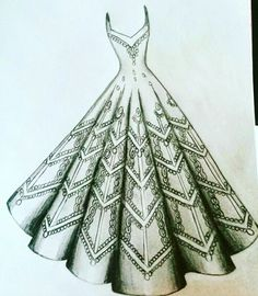 69 Ideas for fashion sketches pencil dresses Dress Design Sketches, Fashion Design Sketchbook, Fashion Design Drawings, Fashion Sketches, Drawing Sketches, Pencil Drawings, Drawing Ideas, Dress Illustration, Fashion Illustration Dresses