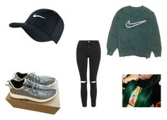 youknowit@.com by lorenzia14 on Polyvore featuring polyvore beauty NIKE Topshop adidas