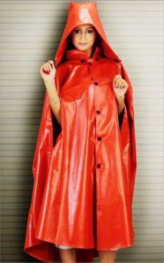 red 2 flickr fotosharing kleding pinterest red raincoat raincoat and red. Black Bedroom Furniture Sets. Home Design Ideas