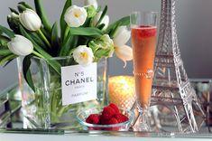 Chanel No. 5 の花瓶をDIYする元ネタ。 | Modern Glamour モダン・グラマー NYスタイル。・・BEAUTY CLOSET <美とクローゼットの法則>