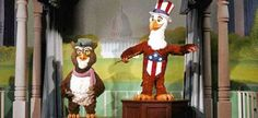 Join Retroland as we take a fond look back at the extinct Disneyland attraction, America Sings. Showbiz Pizza, America Sings, Disney Facts, Disneyland, Ronald Mcdonald, Singing, Parks, History, American