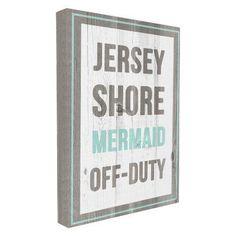 Mermaid Lover Gift Mermaid Canvas Coastal Nursery Decor | Wall Canvases  16x20 | Pinterest