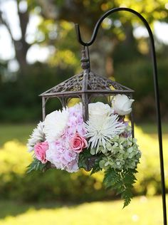 15 Wedding Garden Decorations With Flower Themes