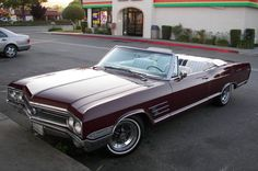 1965 buick wildcat   Insomniac Garage: Parking Lot Photo Shoot: 1965 Buick Wildcat ...