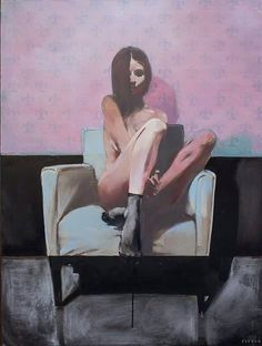 Kai Fine Art is an art website, shows painting and illustration works all over the world. Art And Illustration, Illustrations, Figure Painting, Painting & Drawing, Portraits, Portrait Paintings, Art Paintings, Caricatures, Erotic Art