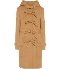 BALENCIAGA Wool-Blend Coat. #balenciaga #cloth #coats