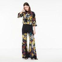 SS17-spring-summer-2017-fashion-blog-bogger-blogueuse-belge-trends-wallflower-flower-power-sandro-paris-french-brand-pantalon-fleuri-print-trousers-pants-blossom