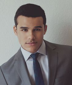 Jacob Artist...just saw him on Glee the first time the other day because I never watch Glee. I was weirdly attracted to him...