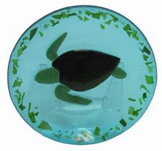 Home › Bowls › Cherry Tree Fused Glass Bowl