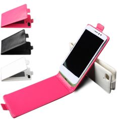 PU Leather Protective Case Cover For JIAYU G5