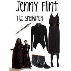 Jenny Flint christmas special The snowman