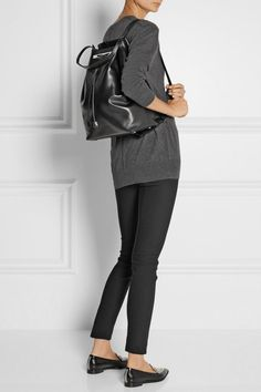 It's all about sophisticated backpacks, today on chicityfashion.com