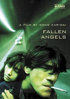 Fallen Angel Movie, Fallen Angels 1995, Film Movie, Movies Showing, Movies And Tv Shows, Site Pour Film, Angel Falls, Film Poster Design, Takeshi Kaneshiro
