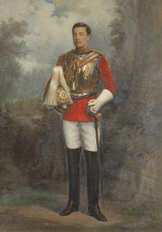 Sir John Sackville Richard Tufton (1873–1952), 2nd Baron Hothfield of Hothfield
