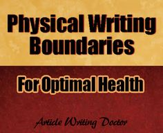 Writers On The Move: Five Tips to Create Physical Writing Boundaries fo...