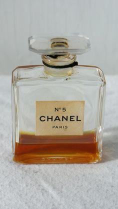 Chanel No 5, Vintage, Etsy